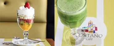 Um refresco para o verão no Positano Café