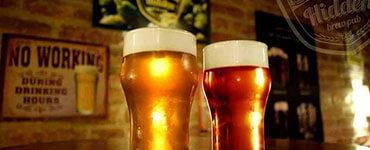 Esconderijo cervejeiro